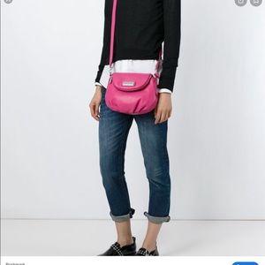 Marc Jacobs Mini Natasha crossbody-pink